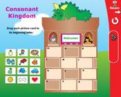 Initial Consonants: The Consonant Kingdom (Grade 1) [Interactive Promethean Version]