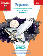 Investigating Science: Space (Grades 4-6)