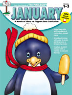 January Idea Book (Grades 1-3)