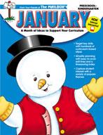 January Idea Book (PreK-K)
