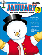 January Idea Book (PreK-K)
