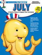 July Idea Book (PreK-K)