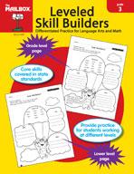 Leveled Skill Builders (Grade 3)