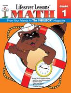 Lifesaver Lessons: Math (Grade 1)