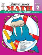 Lifesaver Lessons: Math (Grade 2)