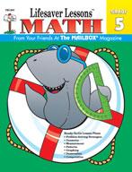 Lifesaver Lessons: Math (Grade 5)
