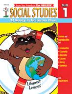 Lifesaver Lessons: Social Studies (Grade 1)