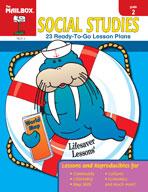 Lifesaver Lessons Social Studies (Grade 2)