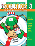 Lifesaver Lessons: Social Studies (Grade 3)
