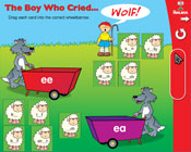 Long Vowels 1: The Boy Who Cried Wolf (Grade 2) [Interactive Promethean Version]