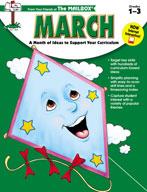 March Idea Book (Grades 1-3)