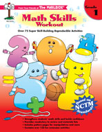 Math Skills Workout (Grade 1)