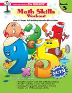 Math Skills Workout (Grade 5)