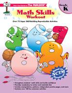 Math Skills Workout (Kindergarten)