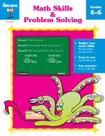 Math Skills and Problem Solving (Grades 4-6)