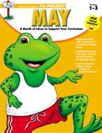 May Idea Book (Grades 1-3)