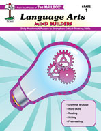 Mind Builders: Language Arts (Grade 1)