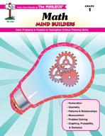 Mind Builders: Math (Grade 1)