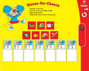 More Initial Consonants: Mouse-Ka-Cheers (Grade 1) [Interactive Promethean Version]