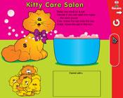 Nouns: Kitty Care Salon (Grade 2) [Interactive Promethean Version]