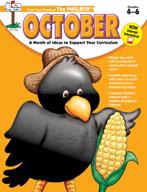 October Idea Book (Grades 4-6)
