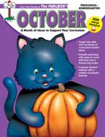 October Idea Book (PreK-K)