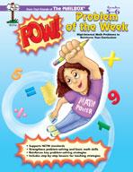 POW! Problem of the Week (Grades 5-6)