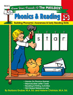 Phonics & Reading (Grades 2-3)