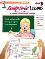 Ready-to-Go Lessons (Grade 3)