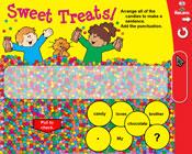 Sentences: Sweet Treats! (Grade 2) [Interactive Promethean Version]