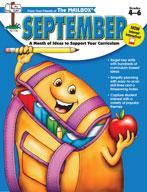 September Idea Book (Grades 4-6)