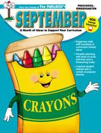 September Idea Book (PreK-K)