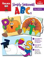 Simply Seasonal ABCs: Fall/Winter (PreK-K)