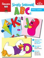 Simply Seasonal ABCs: Spring/Summer (PreK-K)