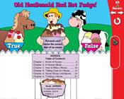 Table of Contents: Old MacDonald Had Hot Fudge (Grade 3) [Interactive Promethean Version]