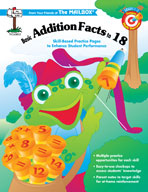 Target Math Success: Basic Addition Facts to 18 (Grades 1-3)