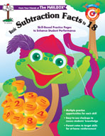 Target Math Success: Basic Subtraction Facts to 18 (Grades 1-3)