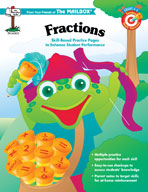 Target Math Success: Fractions (Grades 4-6)