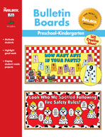 The Best of THE MAILBOX® Bulletin Boards Book 2 (PreK–K)