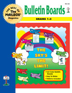 The Best of THE MAILBOX Bulletin Boards (Grades 1-3)