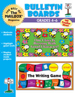 The Best of THE MAILBOX Bulletin Boards (Grades 4-6)