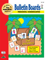 The Best of THE MAILBOX Bulletin Boards (PreK-K)