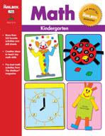 The Best of THE MAILBOX Math (Kindergarten)