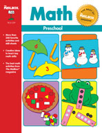 The Best of THE MAILBOX Math (Pre-Kindergarten)