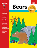 The Best of THE MAILBOX Themes: Bears (PreK-K)