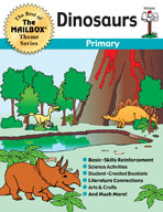 The Best of THE MAILBOX Themes: Dinosaurs (Grades 1-3)
