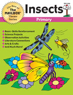 The Best of THE MAILBOX Themes: Insects (Grades 1-3)