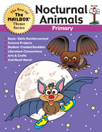 The Best of THE MAILBOX Themes: Nocturnal Animals (Grades 1-3)
