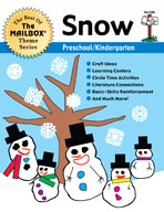The Best of THE MAILBOX Themes: Snow (PreK-K)