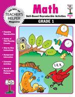 The Best of Teacher's Helper Math (Grade 1) [Book 2]